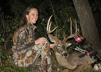 Danell M. Whitetail Deer Hunting