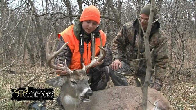 Roger Raglin Deer Hunt at Dragon Creek Ranch - Part 2
