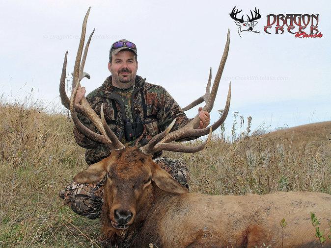 North Dakota Elk Hunt