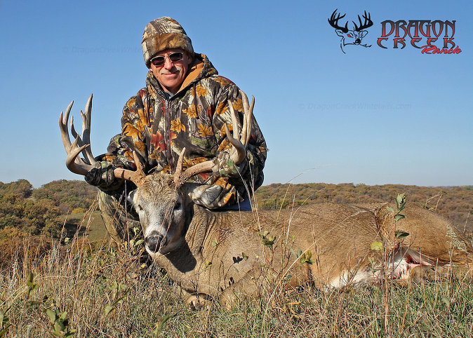 Trophy Whitetail Hunts Photo