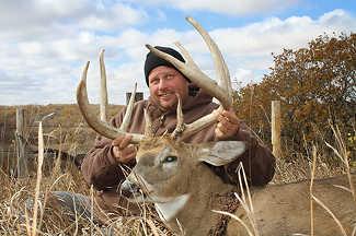 170-Class Whitetail Buck
