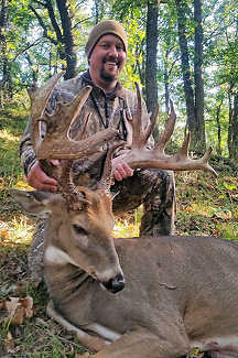Heavy Non-Typical Buck