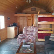 Hunting Cabin Interior